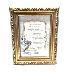 """Picture Frame 7"""" x 9"""""""